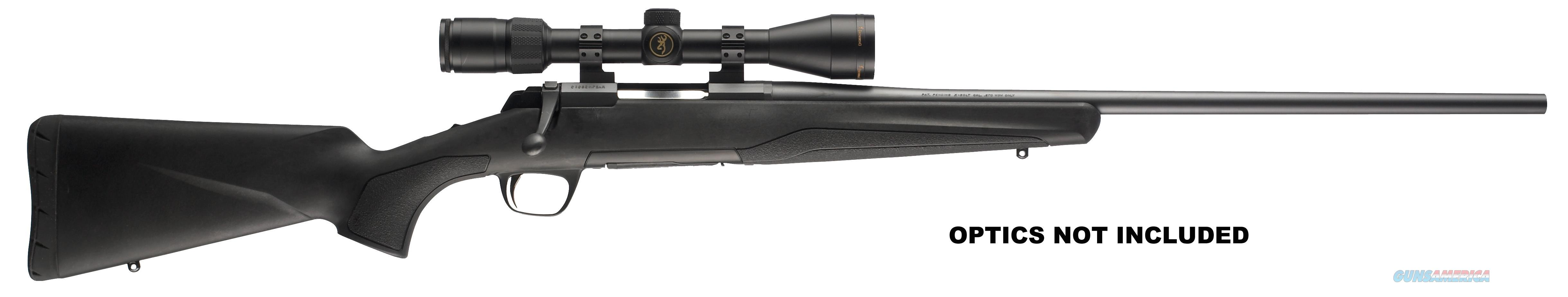 BROWNING XBOLT STALKER COMP 280REM NS 035201225  Guns > Rifles > Browning Rifles > Bolt Action