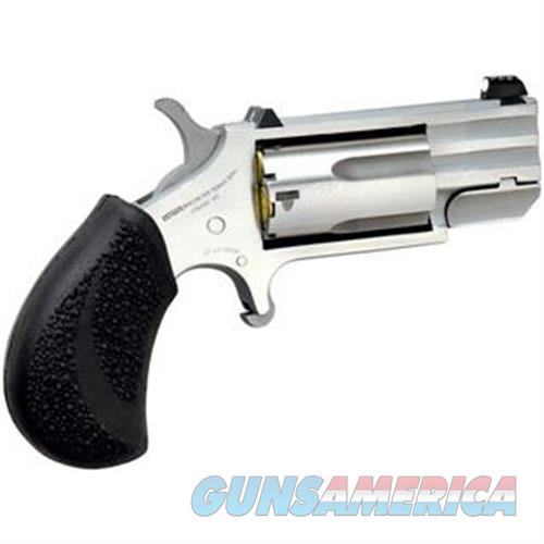 "Pug 22Mag Rev 1"" Ss White Dot NAA-PUG-D  Guns > Pistols > North American Arms Pistols"