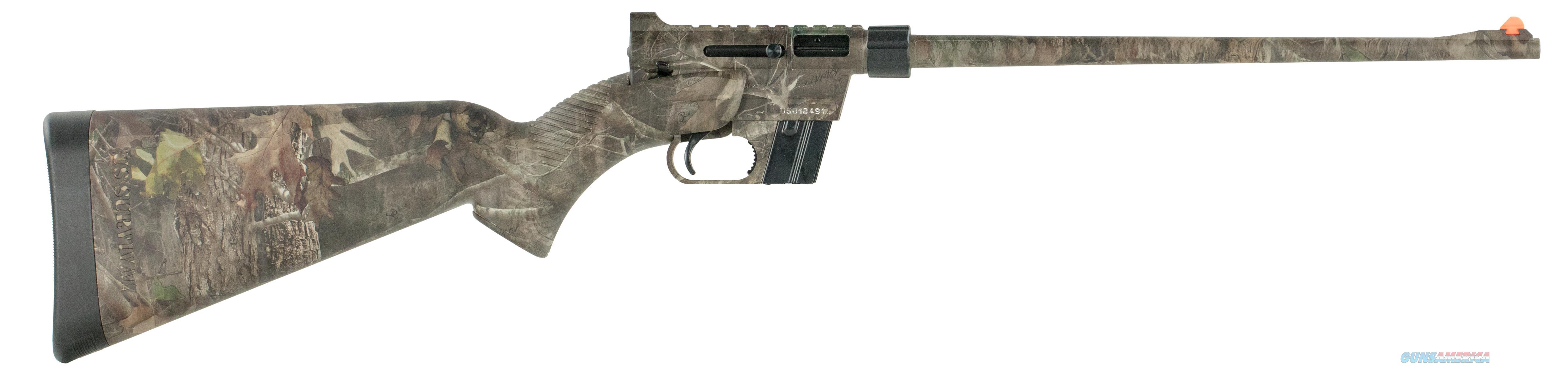 "Henry H002c U.S. Survival Ar-7  Semi-Automatic 22 Long Rifle (Lr) 16.5"" 8+1 Synthetic Truetimber Kanati Stk Truetimber Kanati H002C  Guns > Rifles > H Misc Rifles"