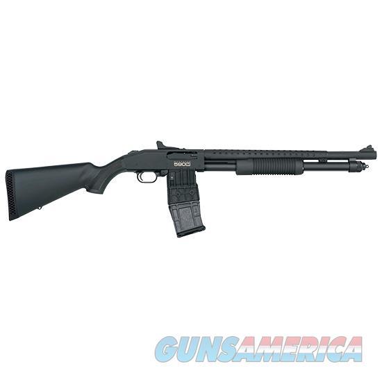 Mossberg 590M 12Ga 18.5 10Rd Mag Fed 50206  Guns > Shotguns > MN Misc Shotguns