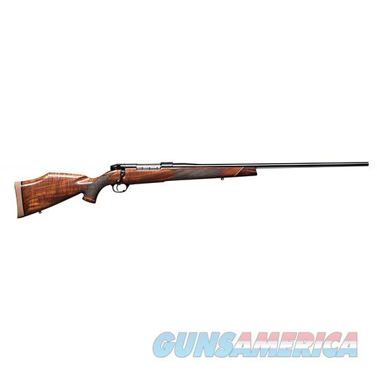 Weatherby Mkv Dlx 6.5Creed 24 Gloss Aa Walnut MDXS65CMR4O  Guns > Rifles > W Misc Rifles