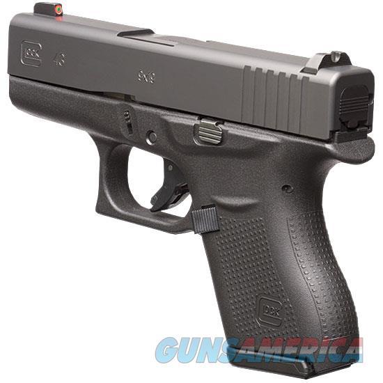 Glock Talo 43 9Mm 6Rd Ameriglo Ns Us Made GLOCK UI4350501  Guns > Pistols > TU Misc Pistols