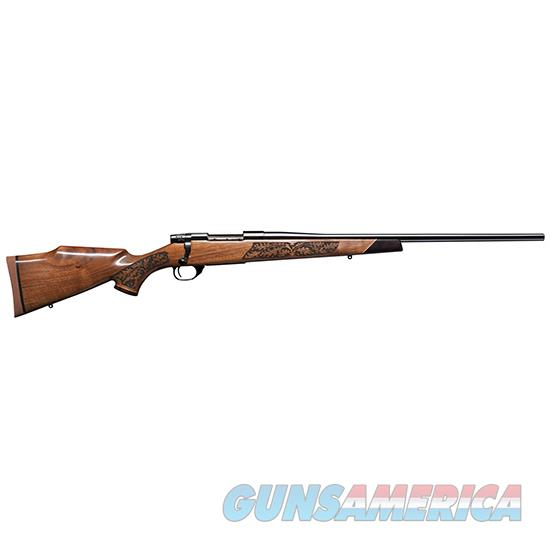 Weatherby Lazerguard 243Win 24 Gloss Aa Walnut Gls VGZ243NR4O  Guns > Rifles > W Misc Rifles