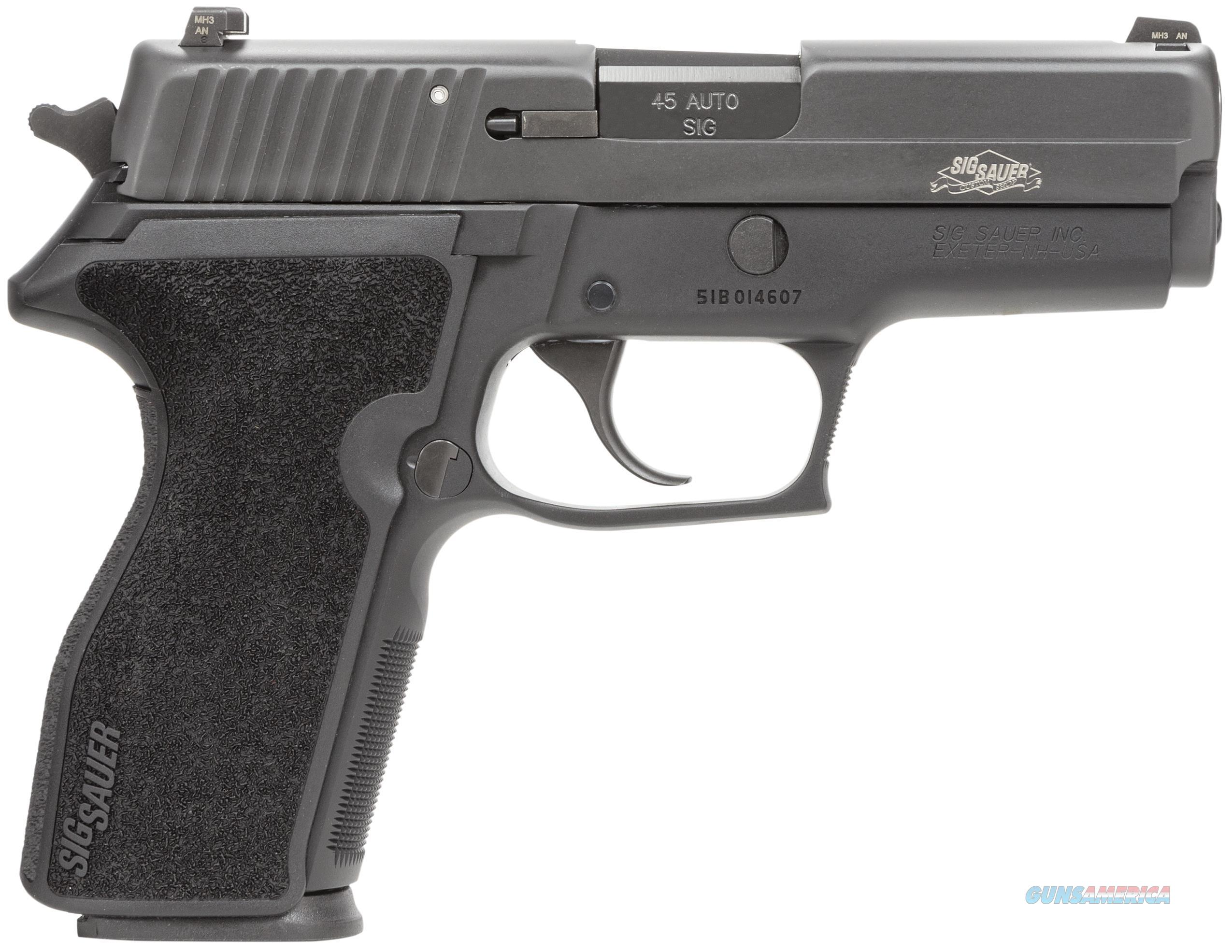Sig Sauer P227 Carry 45Acp  Blk Ns 227R345sas2b  / 227R3-45-SAS2B  Guns > Pistols > S Misc Pistols