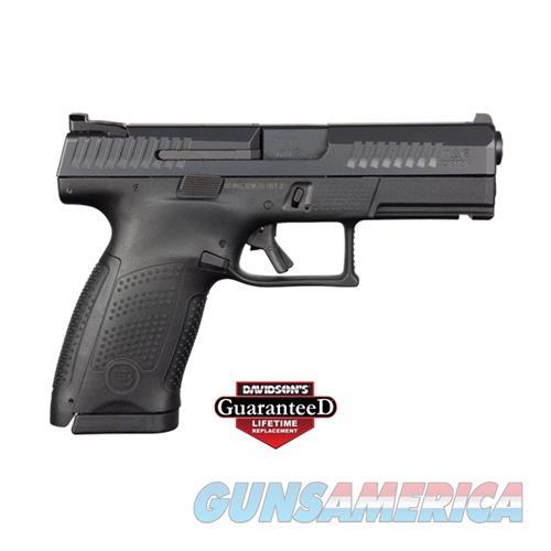 Cz Usa P-10 Compact 9Mm Fs 15-Shot Polymer Black Polycote ! 91520  Guns > Pistols > C Misc Pistols