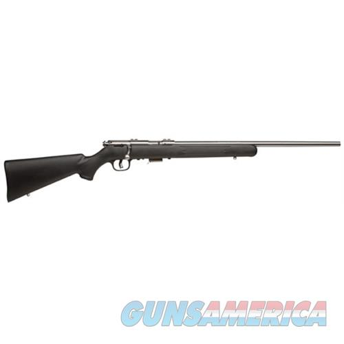 "SAVAGE ARMS MKII-F 22LR 21"" SS SYN 24700  Guns > Rifles > Savage Rifles > Standard Bolt Action > Sporting"