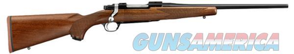 Ruger Hm77cr Cmpt 308 Wlnt Blu 37139  Guns > Rifles > R Misc Rifles