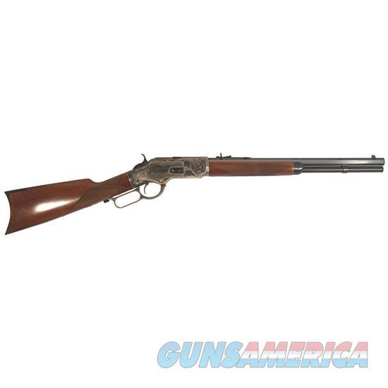 Cimarron Firearms Uberti 1873 Saddle Rifle 45Lc 18 Case Hard CA2011G35  Guns > Rifles > C Misc Rifles