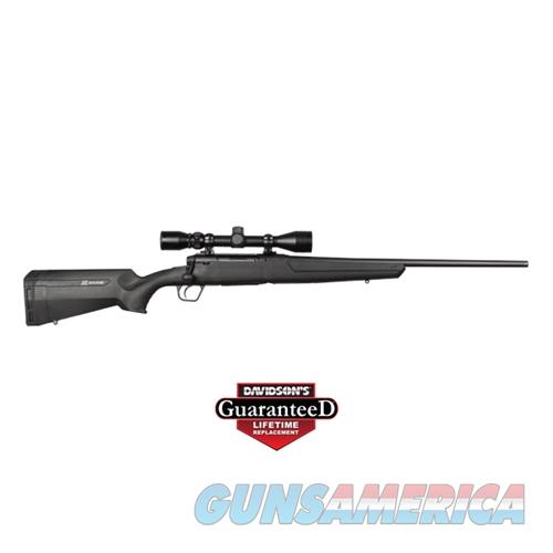 "Savage Arms Axis Xp .270 22"" 3-9X40 Matte/Blk Syn Ergo Stk 57263  Guns > Rifles > S Misc Rifles"