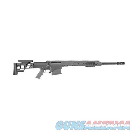 Barrett Mrad 300Win 24 Tungsten Gry Fluted 14394  Guns > Rifles > B Misc Rifles