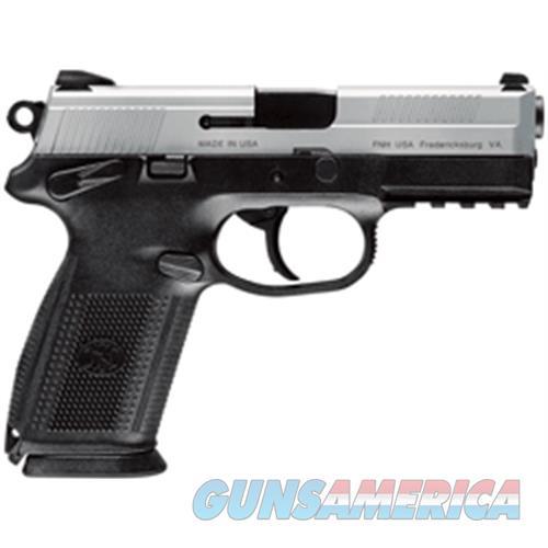 Fn Manufacturing Fnx-40 Da/Sa Ms .40Sw Ss Slide/Blk 14Rd< 66856  Guns > Pistols > F Misc Pistols