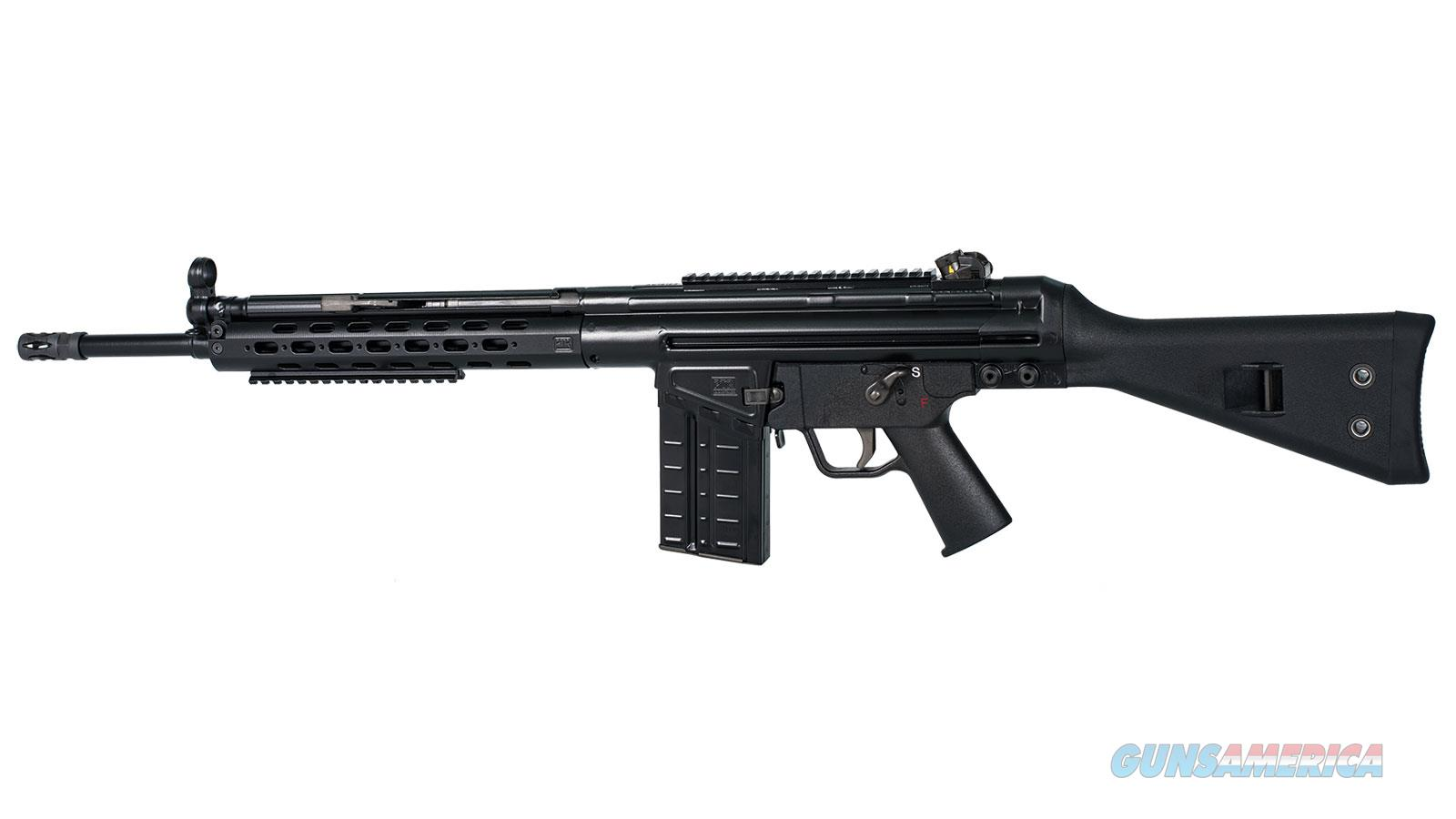 Ptr 91 Inc. 91Fr 308Win 18 Bull Rail Hg Welded Mnt 20Rd PTR 102  Guns > Rifles > PQ Misc Rifles