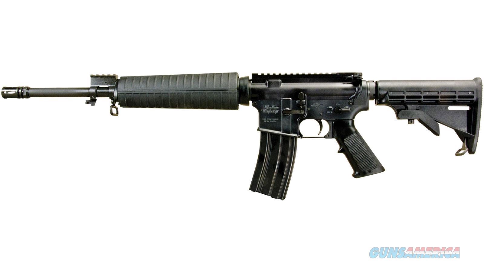 "Src-Mid 223 16"" Mid Flat Top R16MLFTT  Guns > Rifles > Windham Weaponry Rifles"