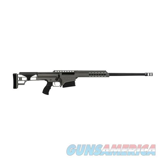 Barrett 98B 308Win 22 Hvy Tactical Gry Rcvr 14805  Guns > Rifles > Barrett Rifles