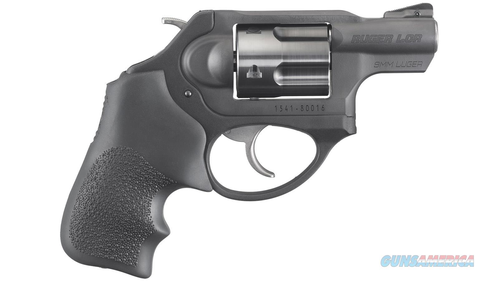 Ruger Da Revolver Lcrx~  9Mm Luger 1.875'' Bbl Matte Black 05464  Guns > Pistols > R Misc Pistols