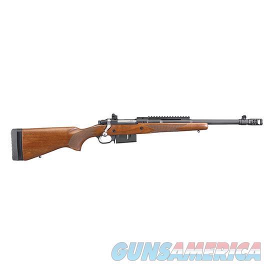 "Ruger Gunsite Scout 450Bm 16.1"" 6837  Guns > Rifles > R Misc Rifles"