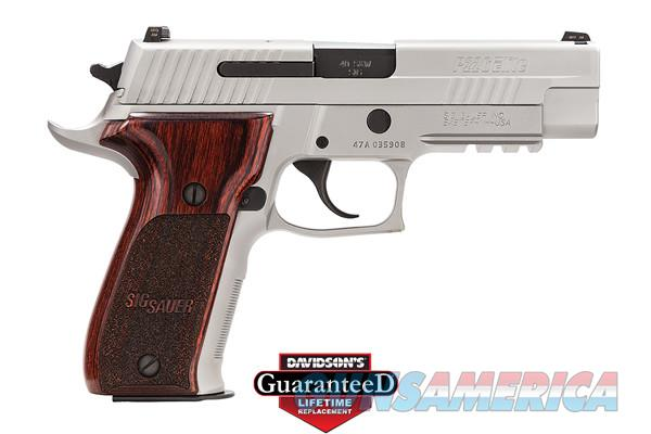 SIG SAUER P226 40SW ELITE SS NS WOOD GRIPS 2 12RD MAG E26R40SSE  Guns > Pistols > Sig - Sauer/Sigarms Pistols > P226