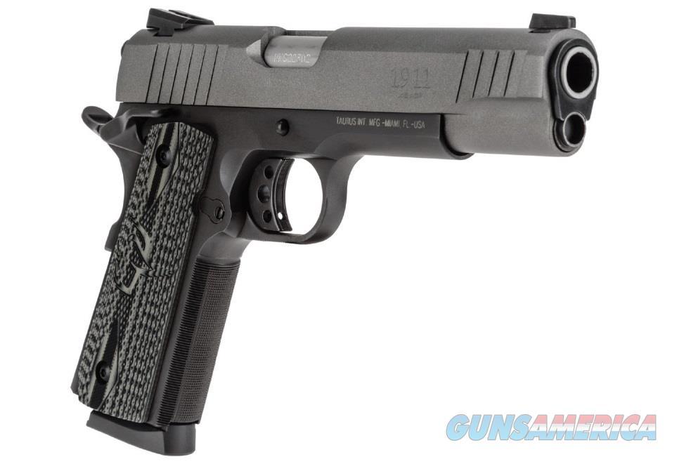 "Taurus 1911 45Acp 5"" 8Rd 1-191101G-VZ  Guns > Pistols > TU Misc Pistols"