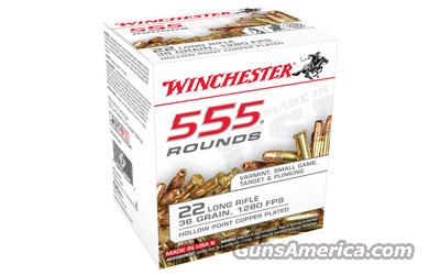 Winchester® USA White Box 2775rounds.22LR 36 Grain HPCP   Non-Guns > Ammunition