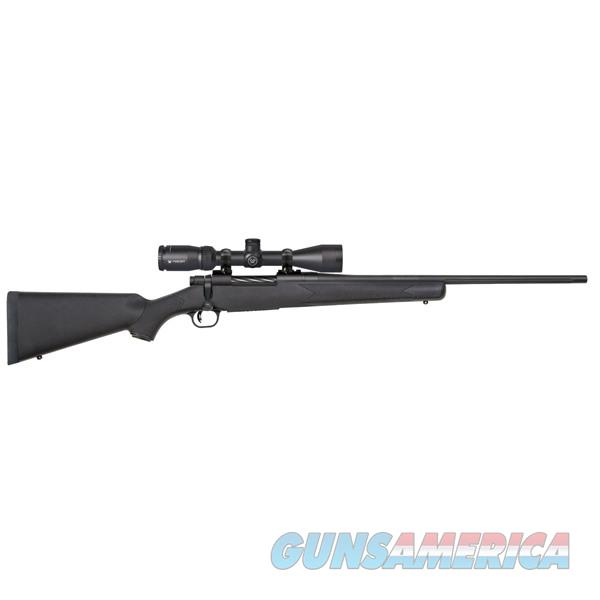 "Mossberg 27936 Patriot Vortex Scope Bolt 300 Win Mag 22"" 4+1 Synthetic Black Stk Blued 27936  Guns > Rifles > MN Misc Rifles"