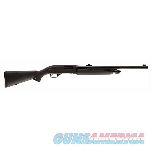 "Winchester Super-X Pump Black Shadow 12Ga. 3"" 22""Rs Fully Rifled 512261340  Guns > Shotguns > W Misc Shotguns"