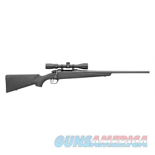 Remington 783 Scoped Bolt Action Rifle 7Mm-08 Rem, 22 In Black, Syn Stk, Crossfire Trgr, 3-9X40 Scope 85835  Guns > Rifles > R Misc Rifles