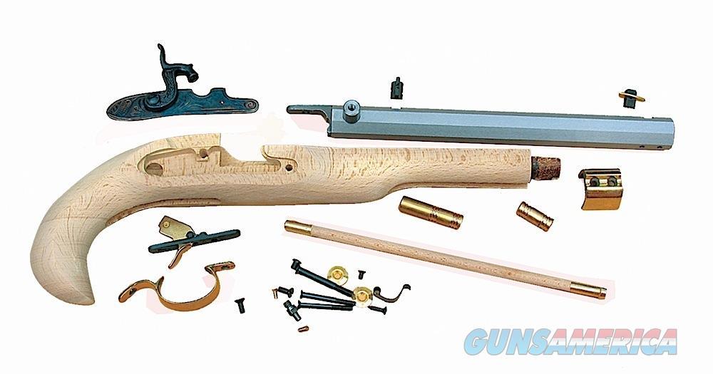 Traditions Kentucky Pistol Kit 50Cal 10 White Hardwood KPC50602  Guns > Pistols > TU Misc Pistols