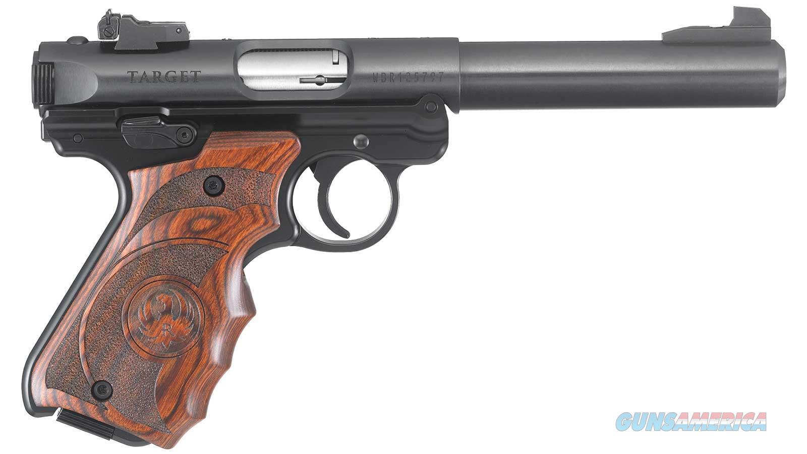 """Ruger Mark Iv Tgt 22Lr 5.5"""" 10Rd 40159  Guns > Pistols > R Misc Pistols"""