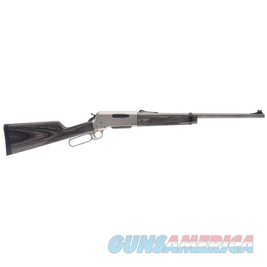 "BROWNING BLR LTW81 270 20"" SS/GRY 034015124  Guns > Rifles > Browning Rifles > Lever Action"