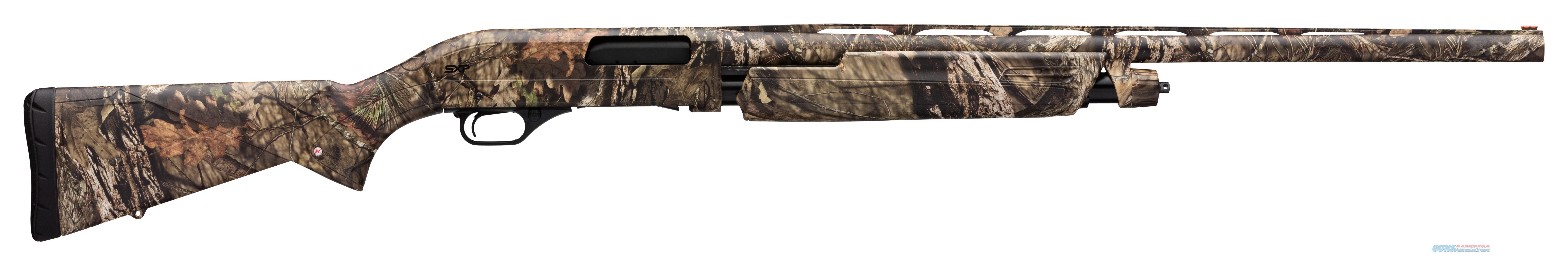 """Winchester Guns 512321692 Sxp Pump 20 Gauge 28"""" 3"""" Mossy Oak Break-Up Country Synthetic Stk Mobuc Rcvr 512321692  Guns > Shotguns > W Misc Shotguns"""