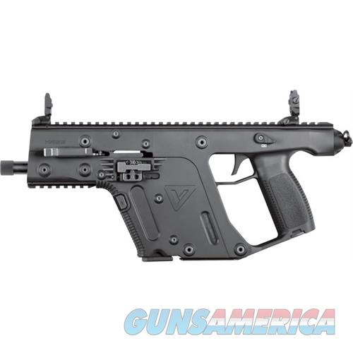 "Kriss Usa Kv90pbl20 Vector Gen Ii Sdp Pistol Semi-Automatic 9Mm Luger 5.5"" Tb 17+1 Black Polymer Grip Black Nitride KV90-PBL20  Guns > Pistols > K Misc Pistols"