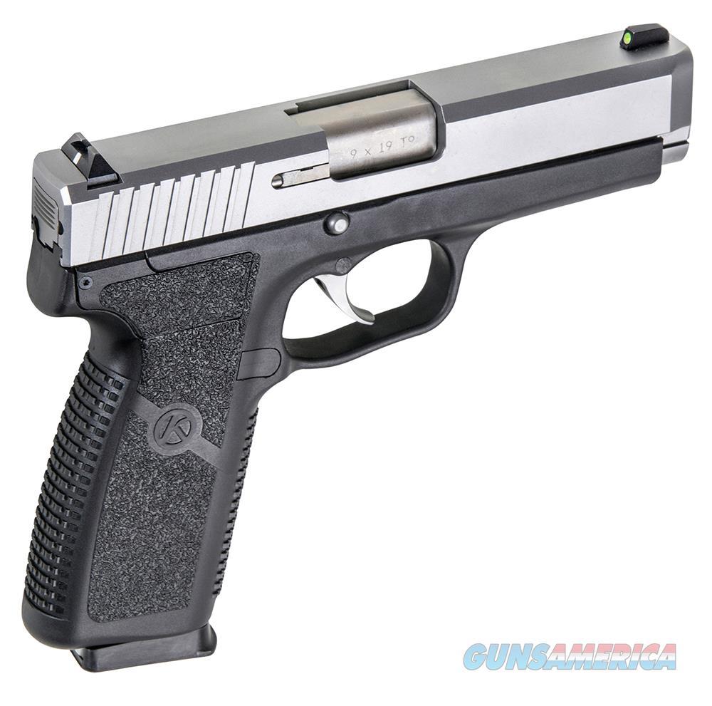 """Kahr Arms Cm9093n Cm9 Double 9Mm 3.1"""" 6+1 Black Polymer Grip/Frame Stainless CM9093N  Guns > Pistols > K Misc Pistols"""