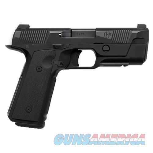 """Hudson H9 .9Mm 4.28"""" G10 Vz Grips 15-Shot HUD001  Guns > Pistols > H Misc Pistols"""