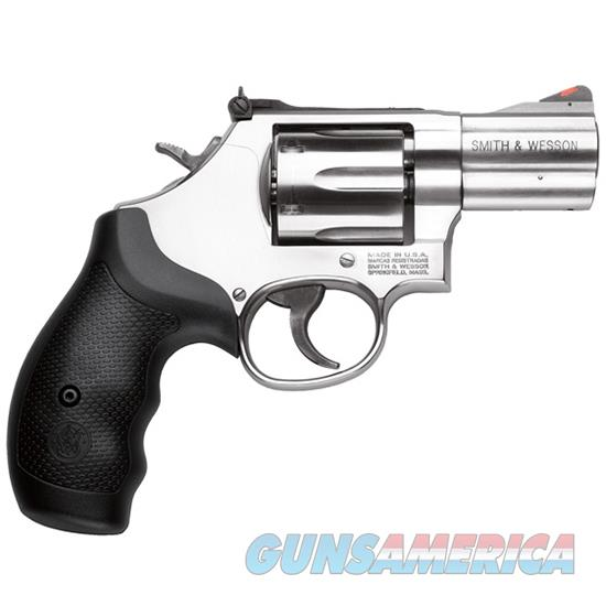SMITH & WESSON 686 357MAG 2.5 SS RB SG CT RR DT AS IL 164231  Guns > Pistols > Smith & Wesson Revolvers