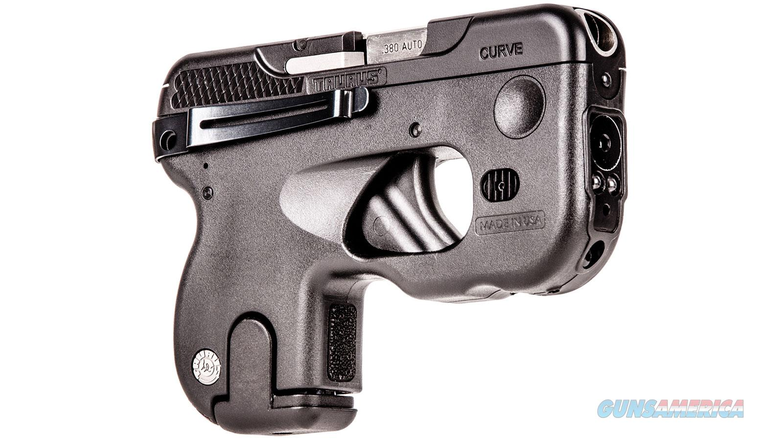 "Taurus Curve 380Acp 2.7"" 6Rd 1-180031V  Guns > Pistols > TU Misc Pistols"