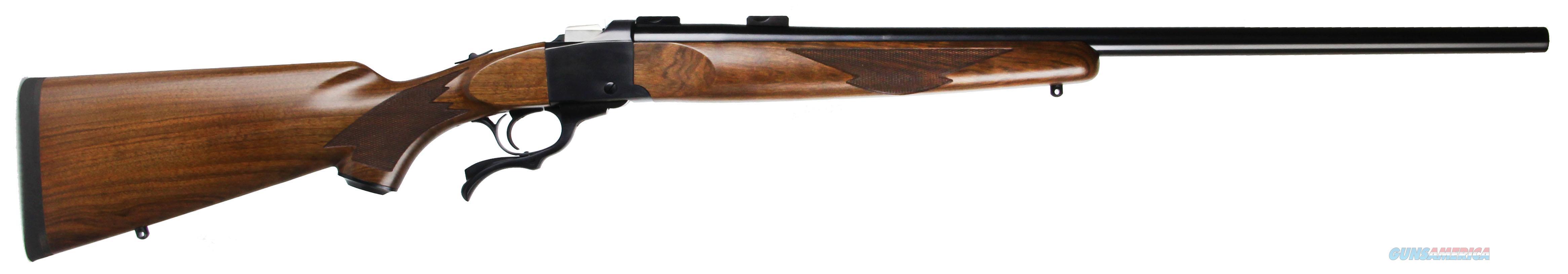 Ruger No 1V 243Win Varminter Blued Walnut 21300  Guns > Rifles > R Misc Rifles