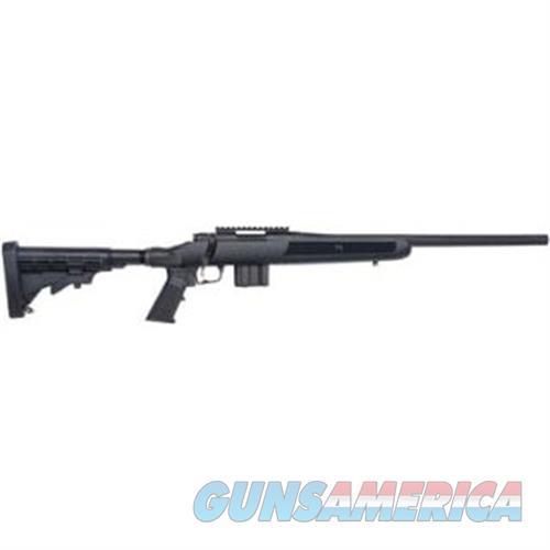 Mossberg Flex Mvp 223Rem 18.5 Bull Flt Blue 10Rd 27744  Guns > Rifles > MN Misc Rifles
