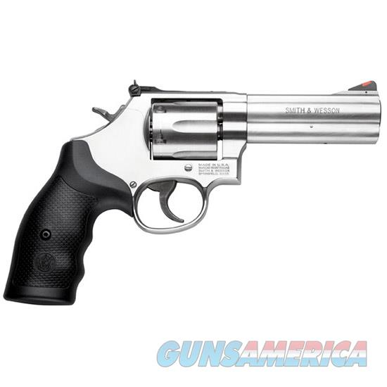 Smith & Wesson 686 357Mag 4 Ss Sb Sg Ct Rr Wo Dt As Il 164222  Guns > Pistols > S Misc Pistols