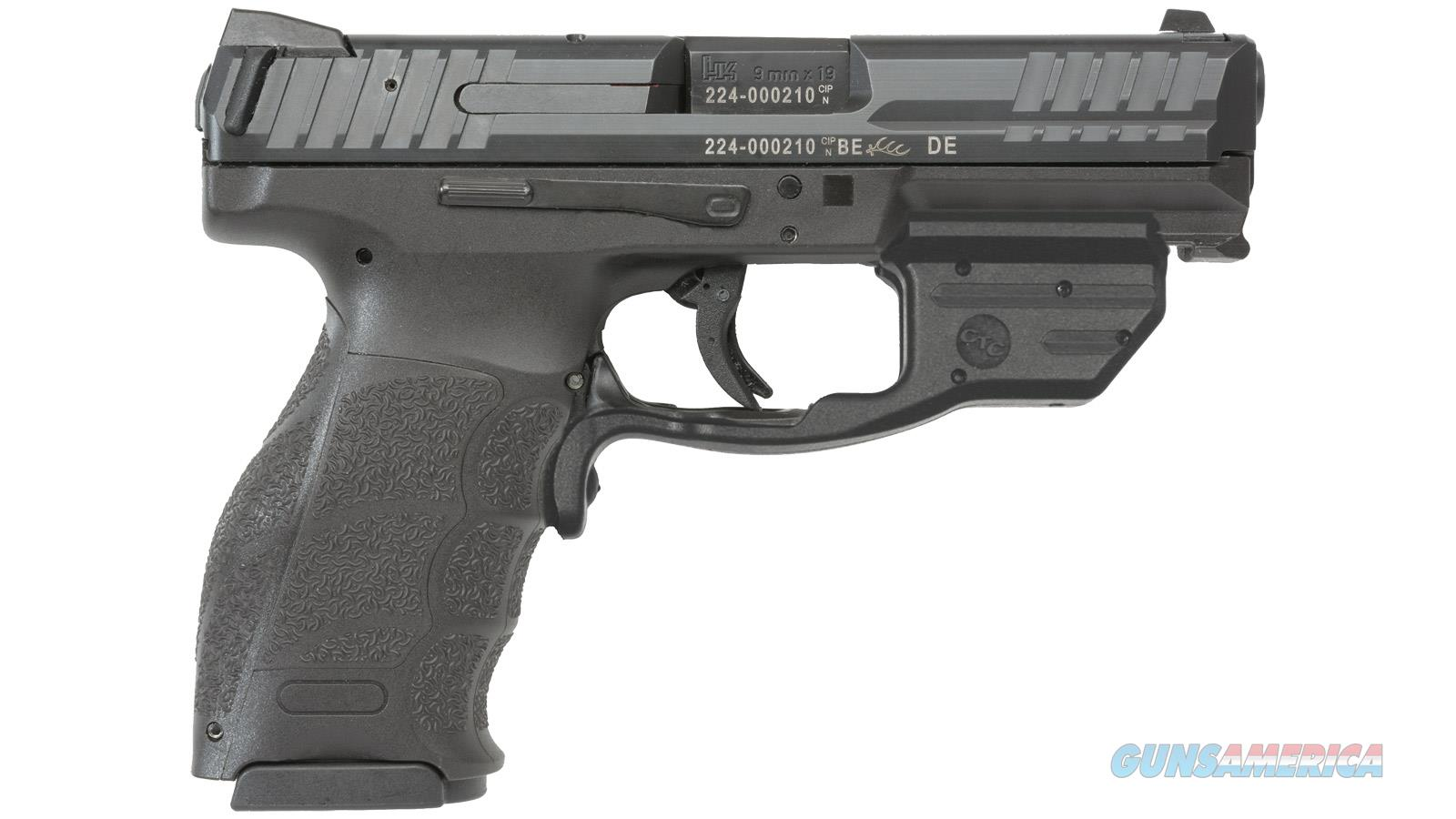 "Heckler & Koch Vp9 9Mm 4.1"" 15Rd 81000377  Guns > Pistols > H Misc Pistols"