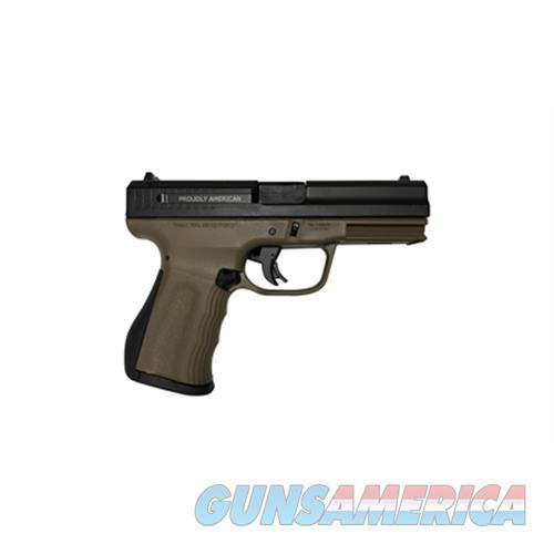 Fmk Firearms Elite 9Mm 4 Optic Ready Burnt Bronze FMKG9C1EBRT  Guns > Pistols > F Misc Pistols