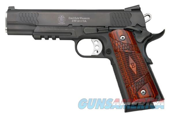 "SMITH & WESSON SW1911E 45ACP 5"" 8RD MELONT 108409  Guns > Pistols > Smith & Wesson Pistols - Autos > Steel Frame"