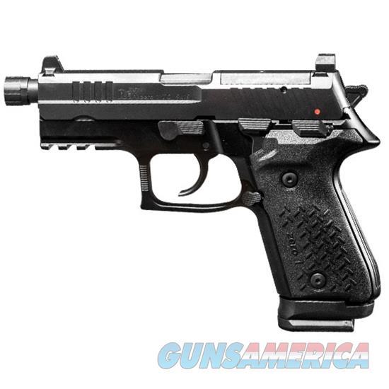 Fime Rex Zero 1Tc 9Mm 4.5 Blk 15&17Rd REXZERO1TC01  Guns > Pistols > F Misc Pistols