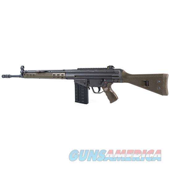Ptr 91 Inc. 91 Ca Gir 308Win 18 Grn Furniture 400  Guns > Rifles > PQ Misc Rifles