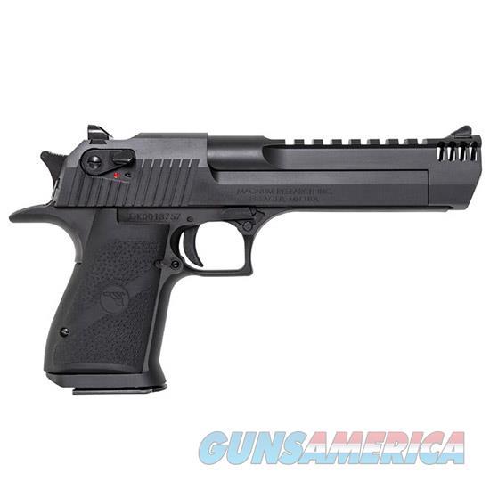 """Mag De44imb Desert Eagle Mark Xix Sao 44 Remington Magnum 6"""" Mb 8+1 Syn Grip Black DE44IMB  Guns > Pistols > MN Misc Pistols"""