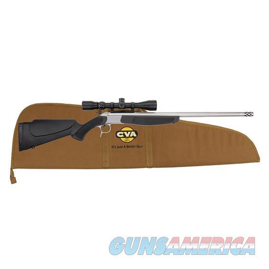 """Cva Scout V2 Outfit .44 Mag. 22"""" Bbl Ss/Black W/3-9X40 CR4431SSC  Guns > Rifles > C Misc Rifles"""