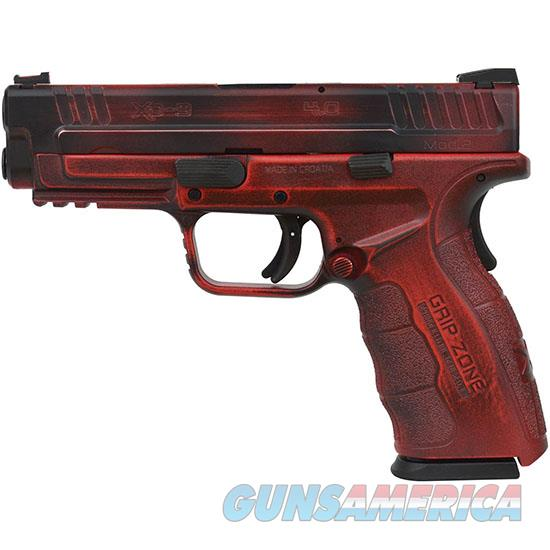 Springfield Armory Xdg 9Mm 4 Mod2 Battleworn Red Blk XDG9101HCBWRB  Guns > Pistols > S Misc Pistols