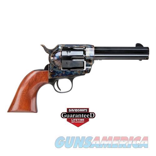 Cimarron Firearms Frontier Pw 357 Rev 4.75B PP400MALO  Guns > Pistols > C Misc Pistols