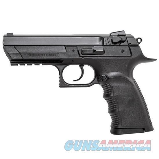 Magnum Research Baby Deiii 9Mm 4.43 Full Sz Poly 2 10Rd BE45003R  Guns > Pistols > Magnum Research Pistols