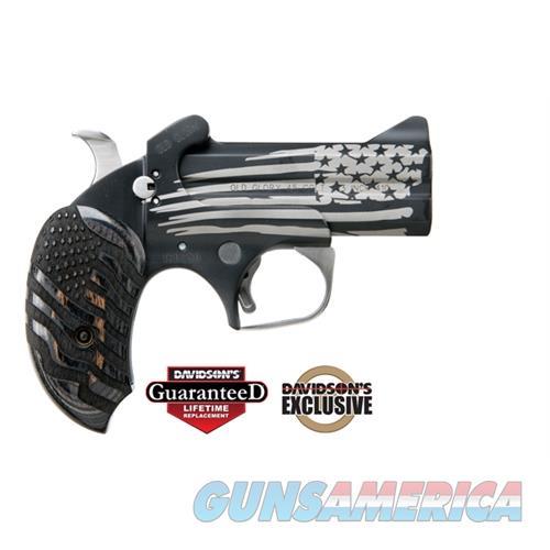 Bond Arms Old Glory Black 45/410 BAOG-BLK  Guns > Pistols > B Misc Pistols