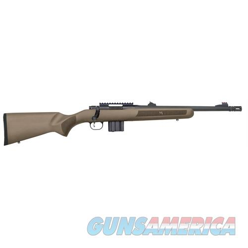 "Mossberg 27709 Mvp Patrol Bolt 223 Rem/5.56 Nato 16.25"" 10+1 Synthetic Tan Stk Blued 27709  Guns > Rifles > MN Misc Rifles"